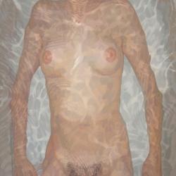 Figure in Bath