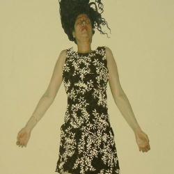 Figure with Dress